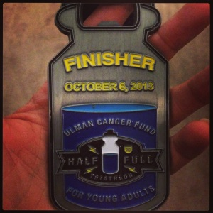 Finisher.